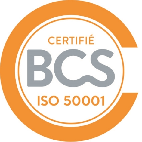 "Certifications ISO 50001 ""Énergie"""
